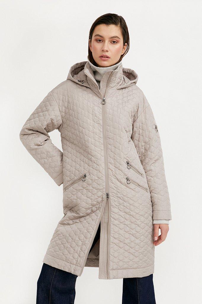 Пальто женское, Модель B21-32004, Фото №2