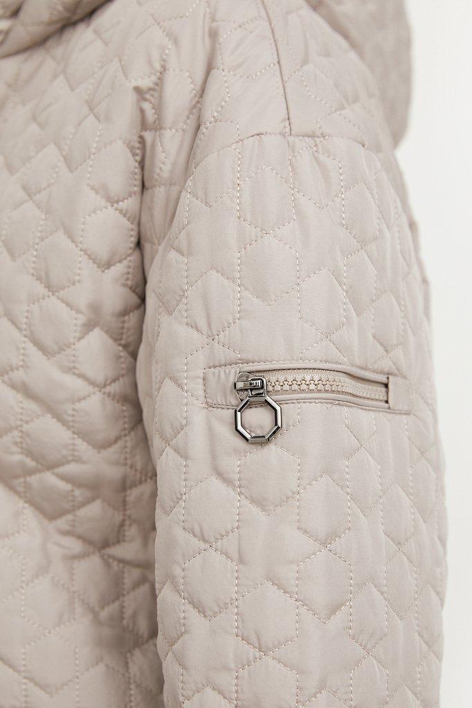 Пальто женское, Модель B21-32004, Фото №4