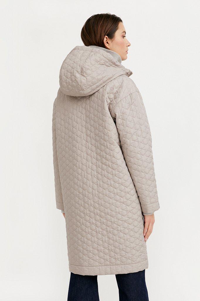 Пальто женское, Модель B21-32004, Фото №6