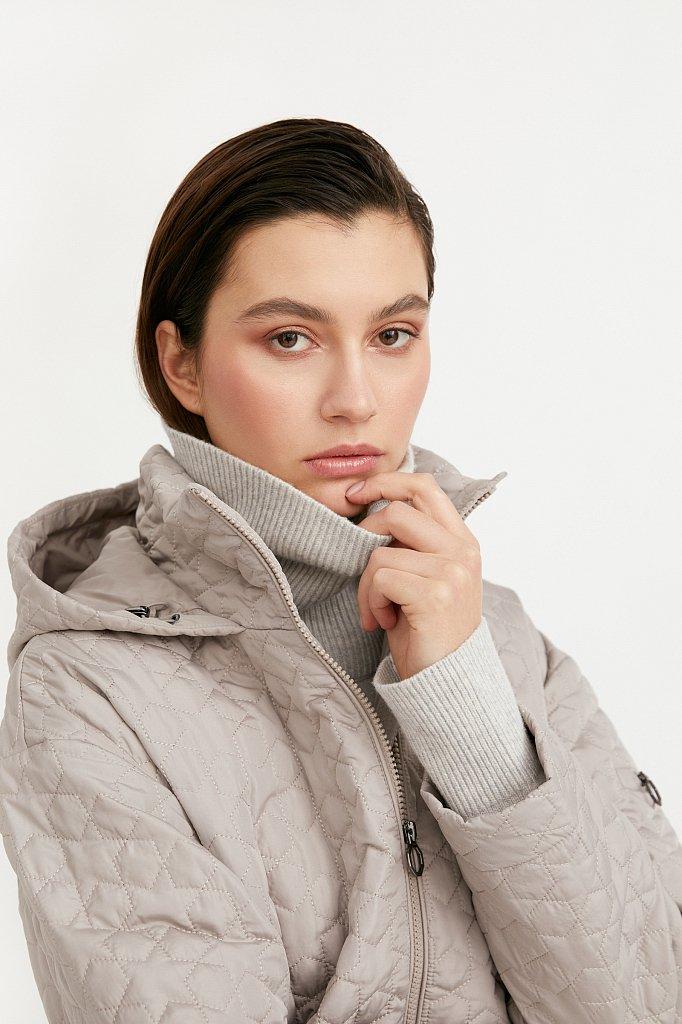 Пальто женское, Модель B21-32004, Фото №8