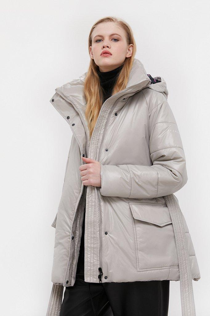 Пальто женское, Модель B21-32008, Фото №1