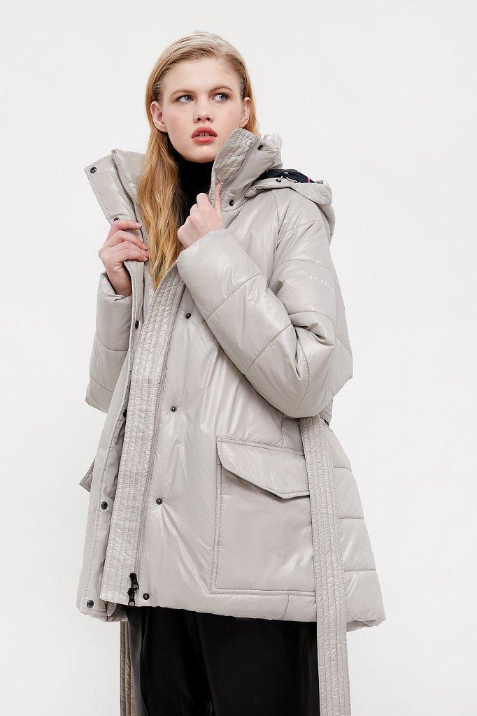 Пальто женское, Модель B21-32008, Фото №4