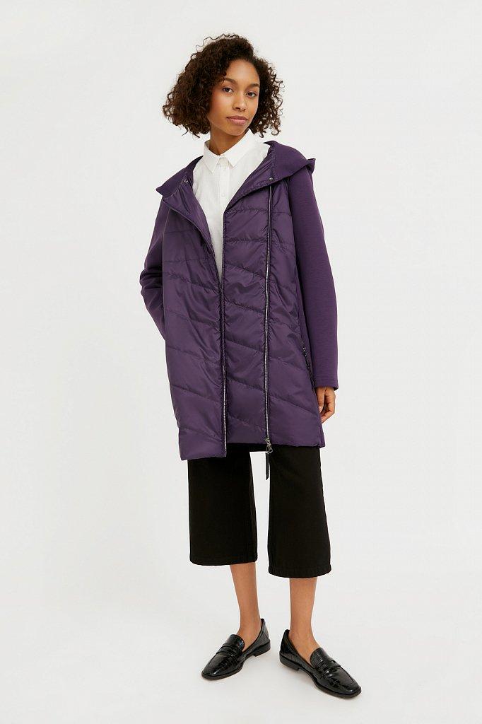 Пальто женское, Модель B21-11031, Фото №2