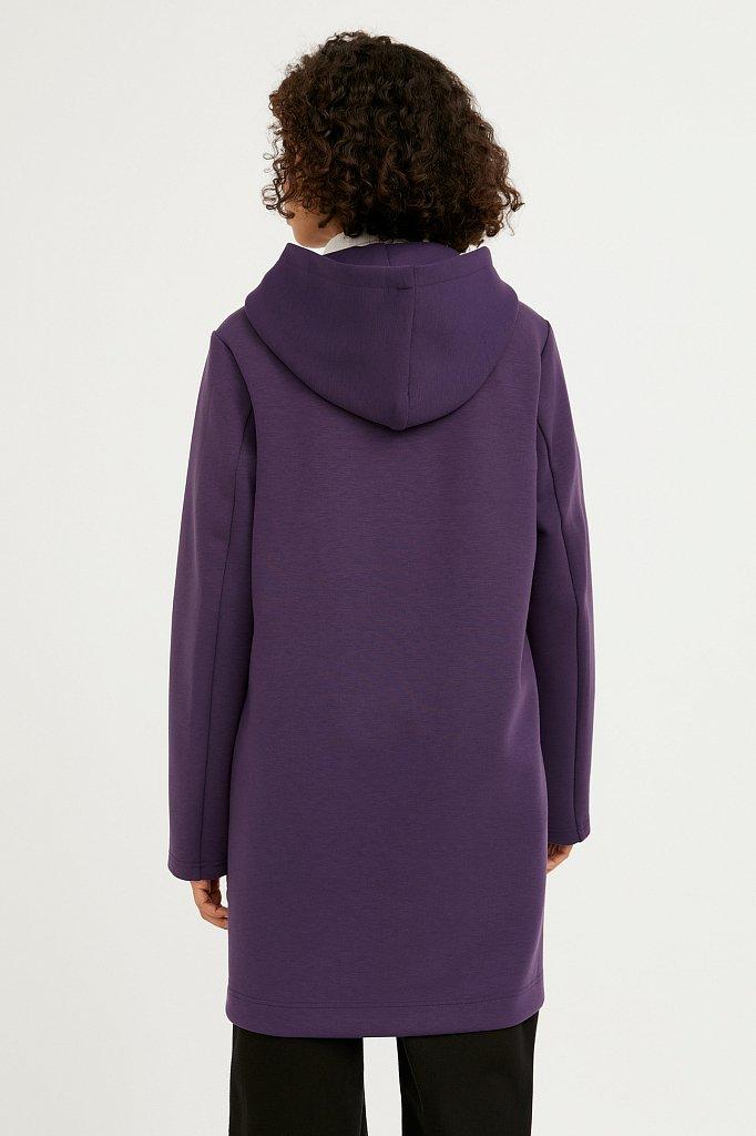 Пальто женское, Модель B21-11031, Фото №4