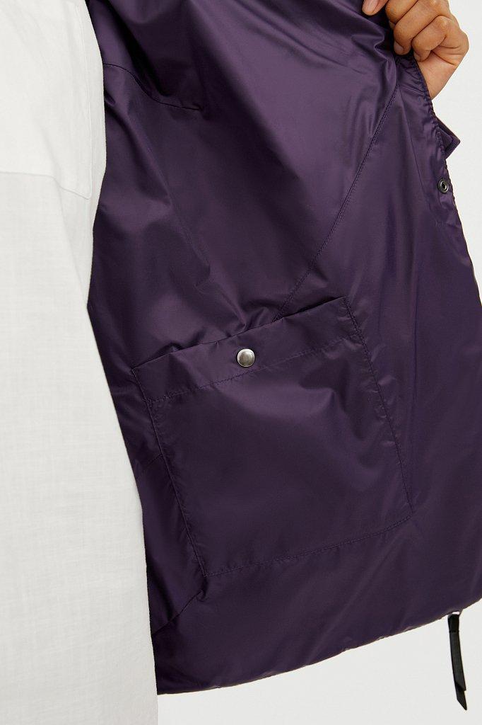 Куртка женская, Модель B21-11032, Фото №4