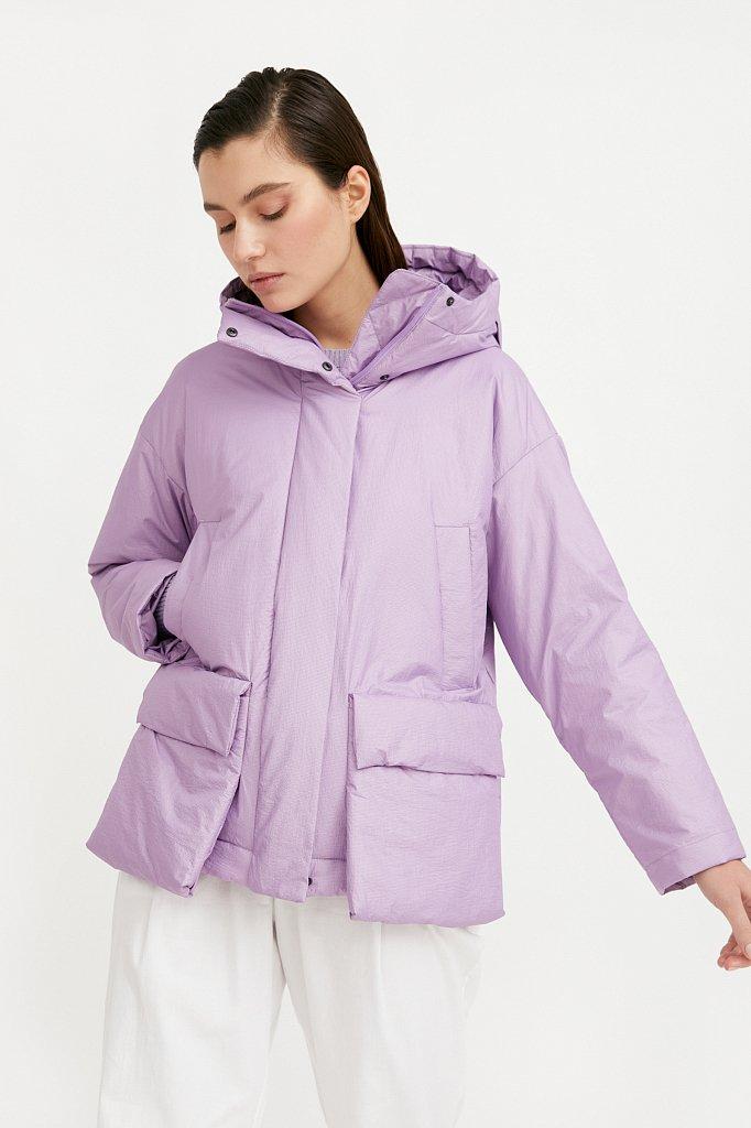 Куртка женская, Модель B21-32033, Фото №1