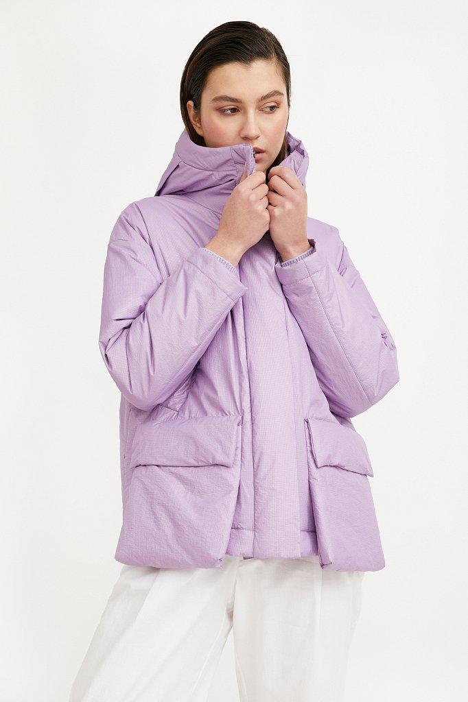 Куртка женская, Модель B21-32033, Фото №2