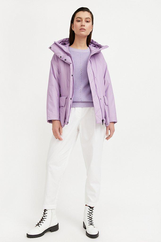 Куртка женская, Модель B21-32033, Фото №3