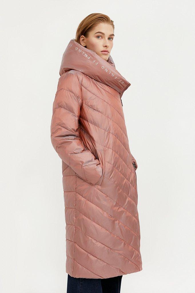 Пальто женское, Модель B21-12039, Фото №1
