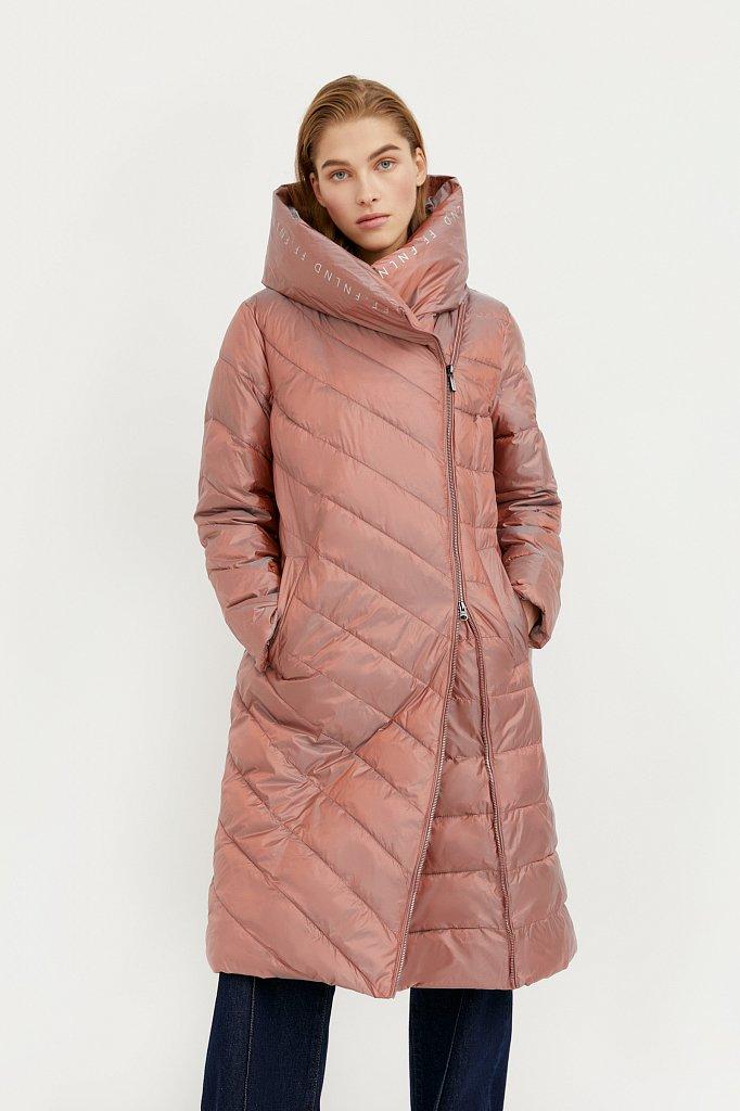 Пальто женское, Модель B21-12039, Фото №2