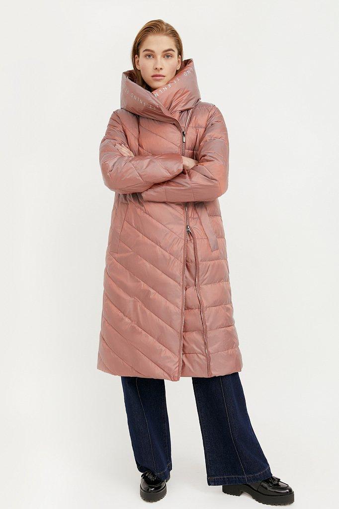 Пальто женское, Модель B21-12039, Фото №3