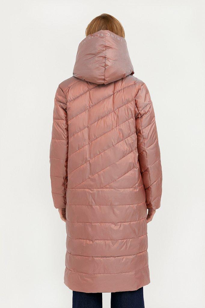 Пальто женское, Модель B21-12039, Фото №4