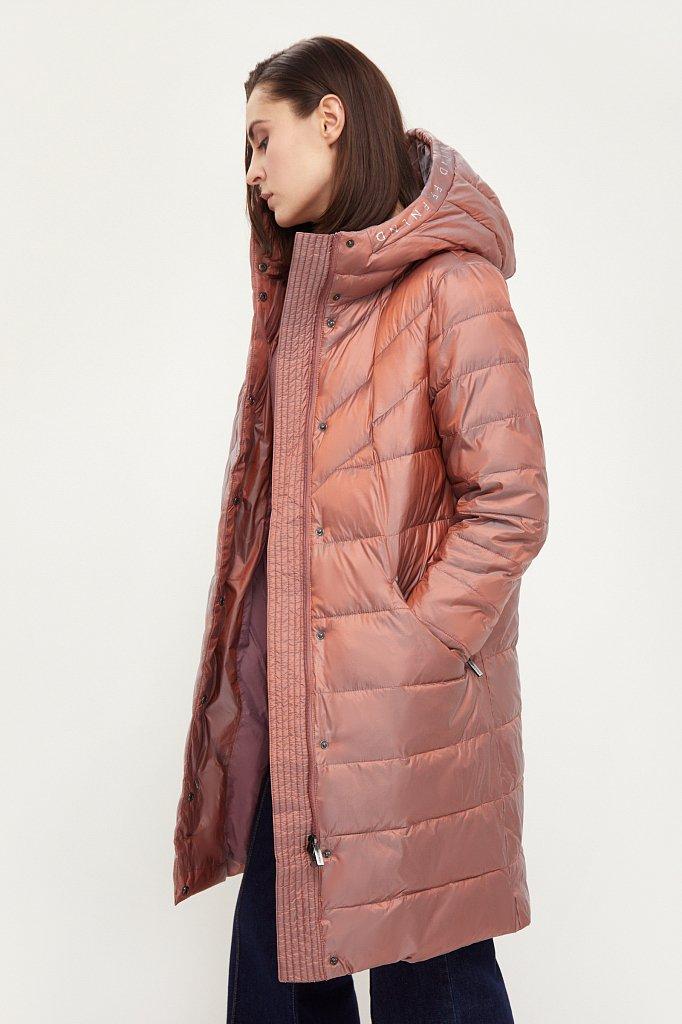 Пальто женское, Модель B21-12040, Фото №3