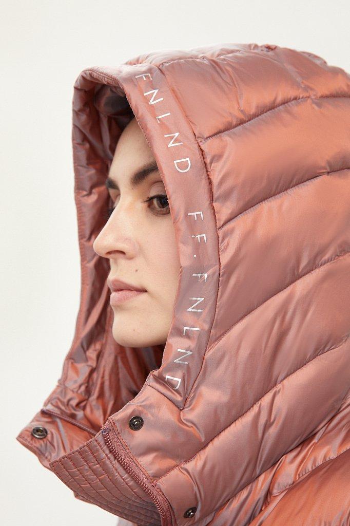Пальто женское, Модель B21-12040, Фото №7