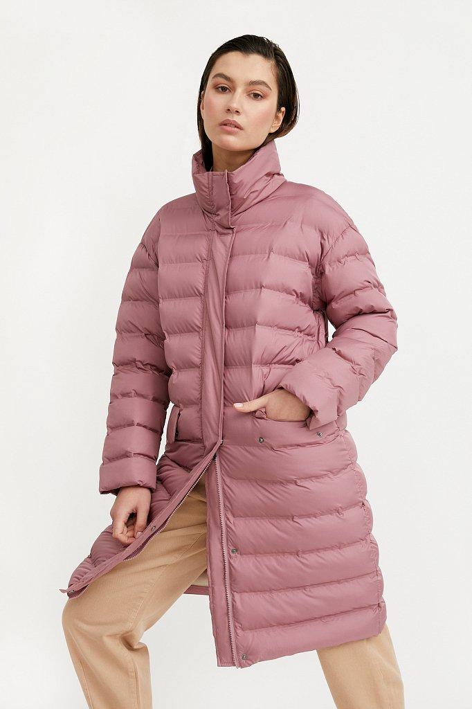 Пальто женское, Модель B21-12043, Фото №3