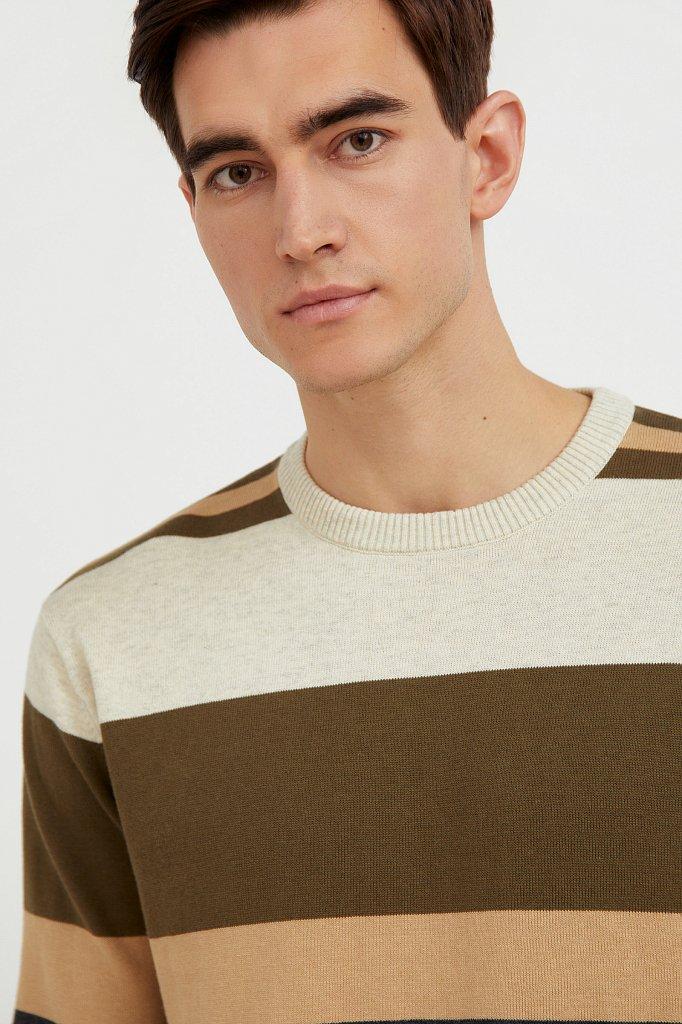 Джемпер мужской, Модель B21-21132, Фото №6