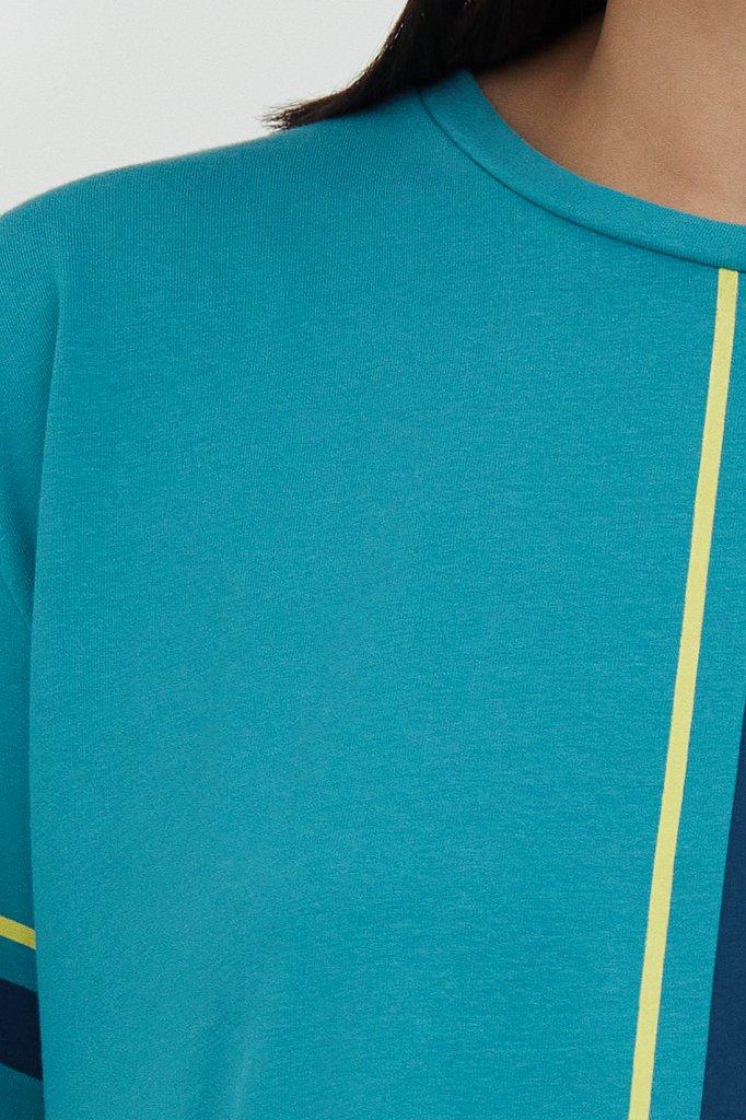 Футболка женская, Модель B21-12027, Фото №5
