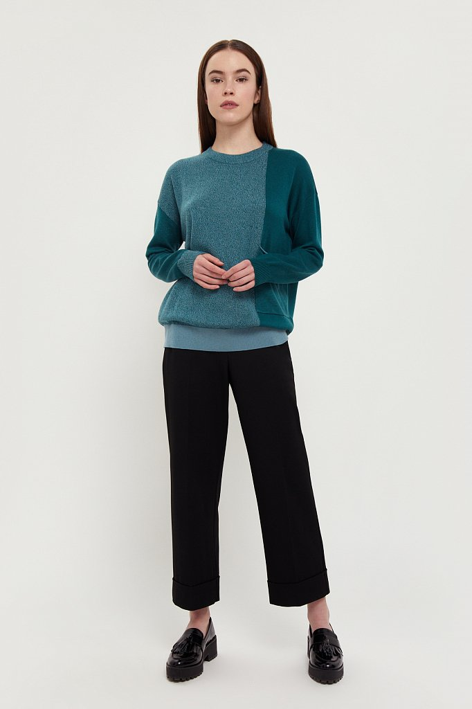 Джемпер женский, Модель B21-12123, Фото №2