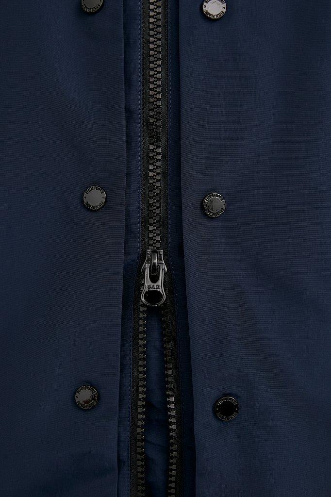 Непромокаемый плащ с капюшоном, Модель BA21-12021, Фото №8
