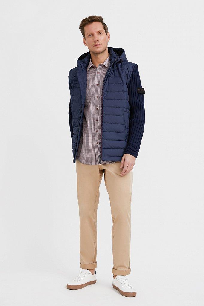 Куртка мужская, Модель BA21-21005, Фото №3