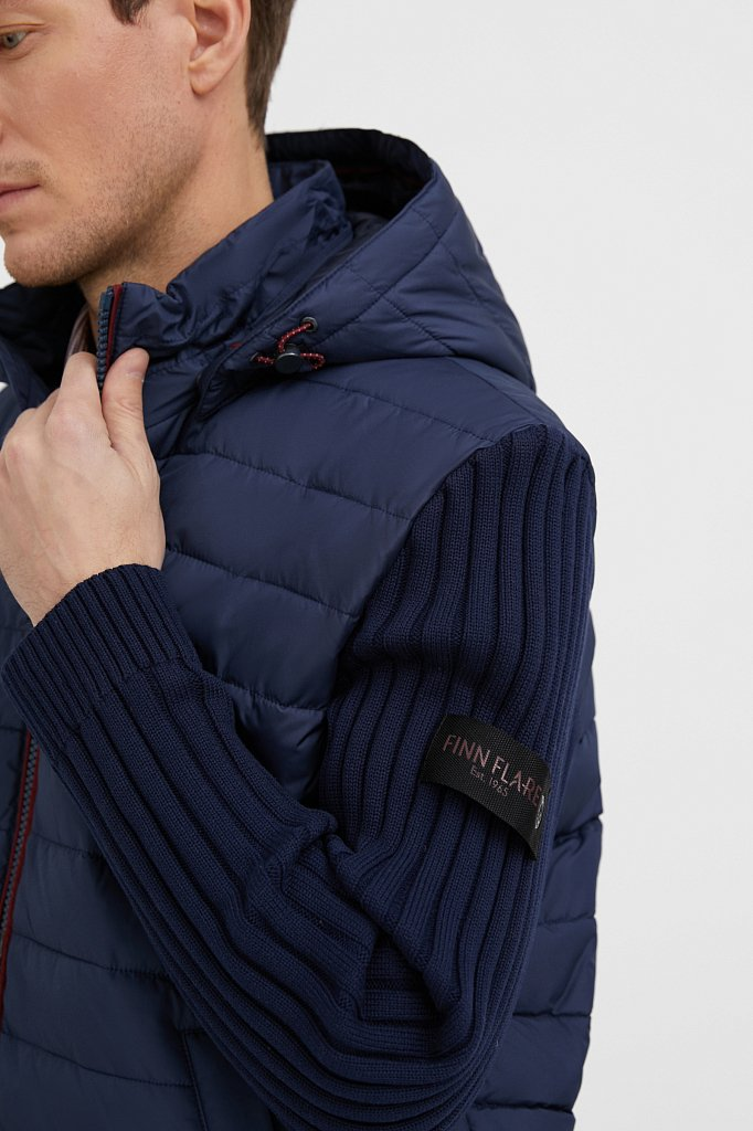 Куртка мужская, Модель BA21-21005, Фото №5