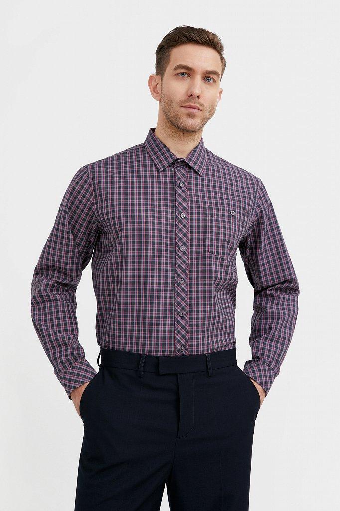 Рубашка мужская, Модель BA21-21026, Фото №1