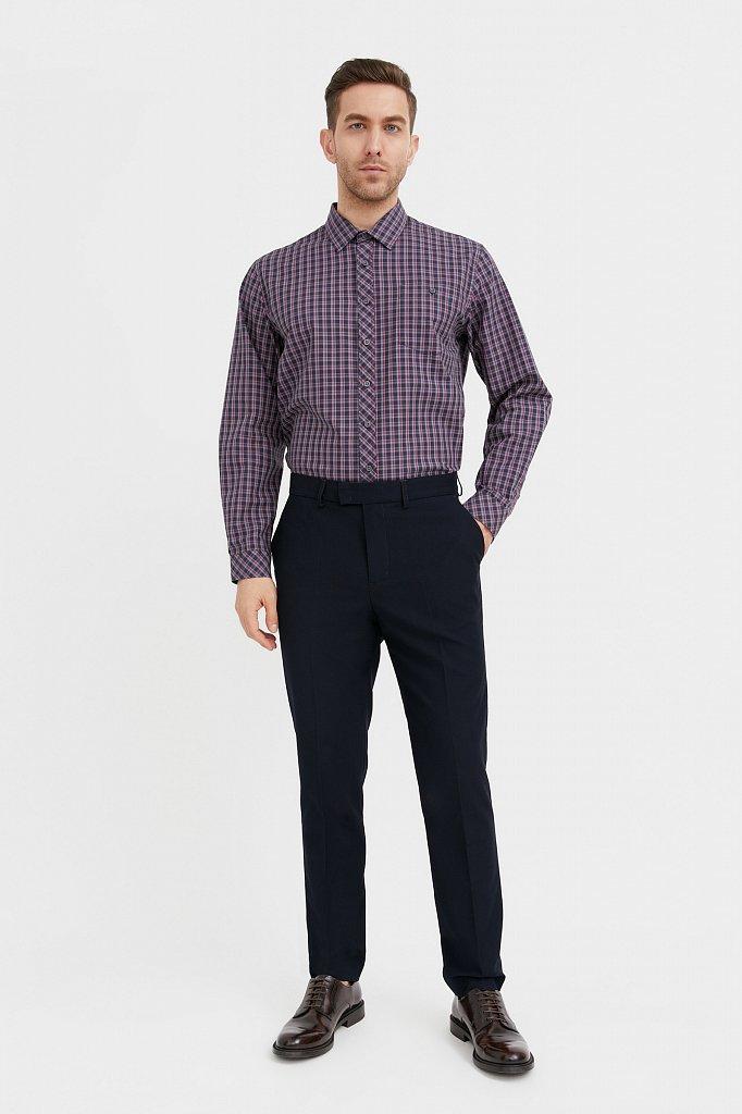 Рубашка мужская, Модель BA21-21026, Фото №2