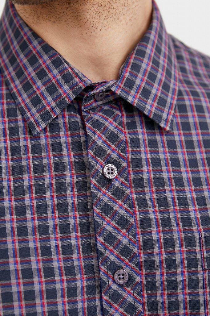 Рубашка мужская, Модель BA21-21026, Фото №4