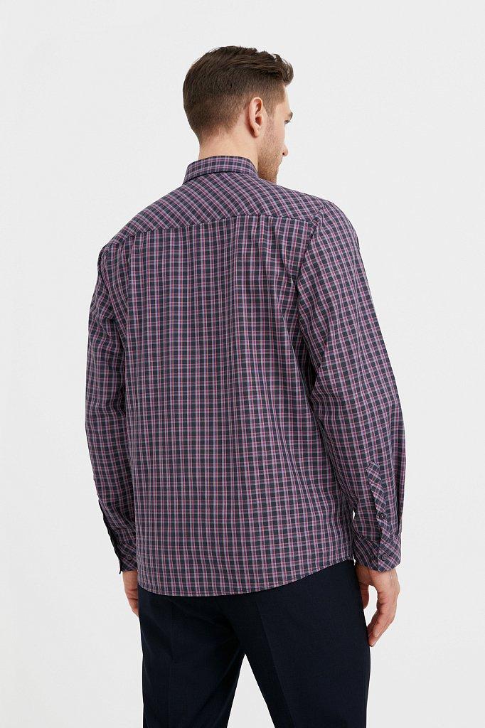 Рубашка мужская, Модель BA21-21026, Фото №5