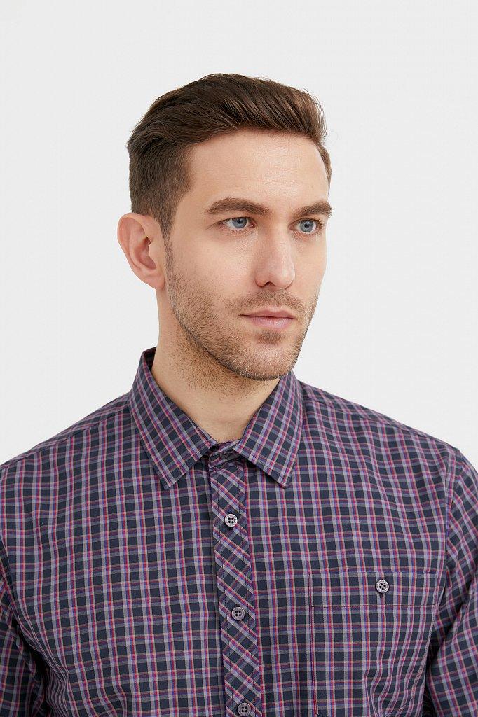 Рубашка мужская, Модель BA21-21026, Фото №7