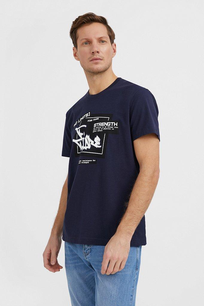 Футболка мужская, Модель BA21-23016, Фото №3
