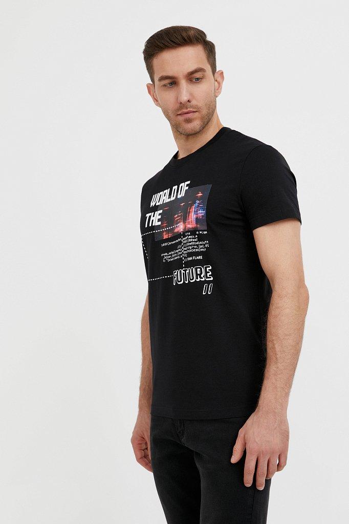 Футболка мужская, Модель BA21-23017, Фото №3