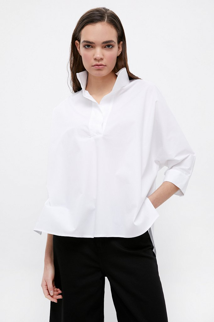Блузка женская, Модель BA21-11057, Фото №2