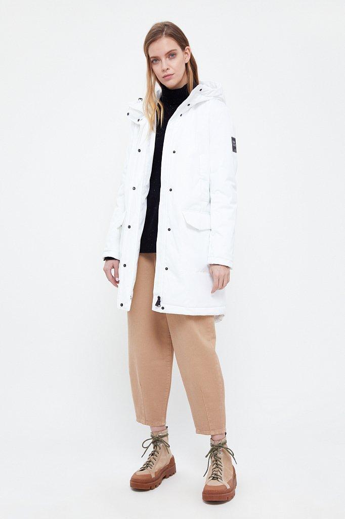 Пальто женское, Модель BA21-13005, Фото №1