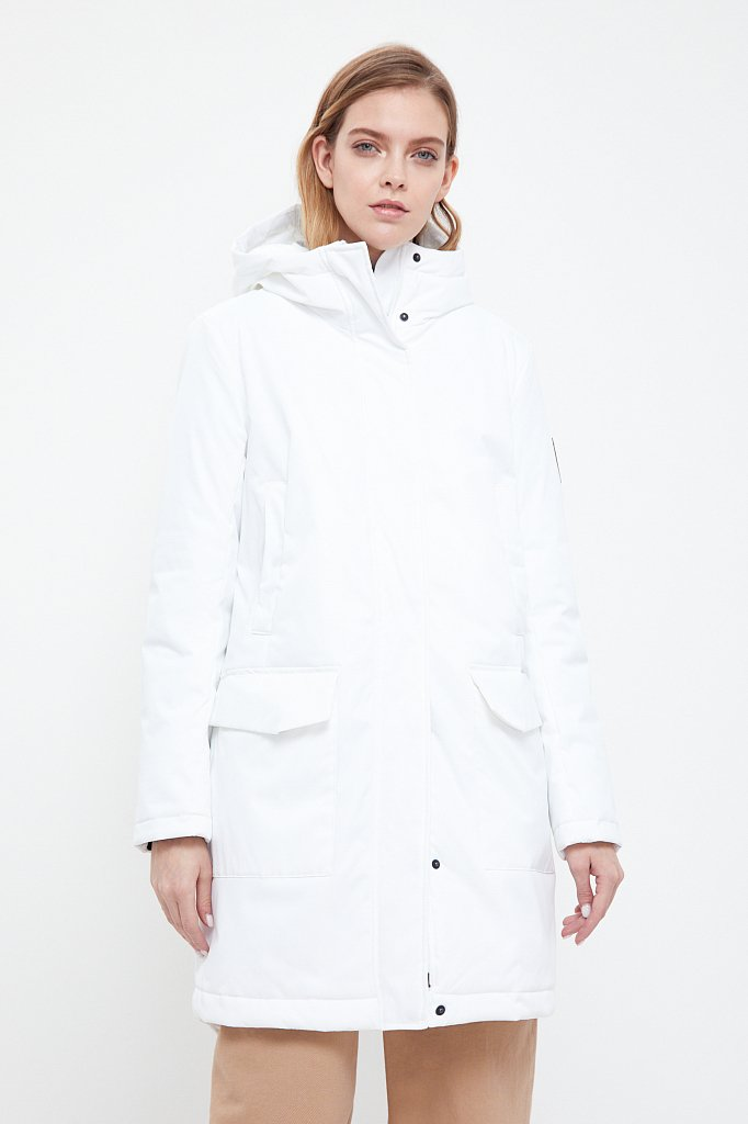 Пальто женское, Модель BA21-13005, Фото №2