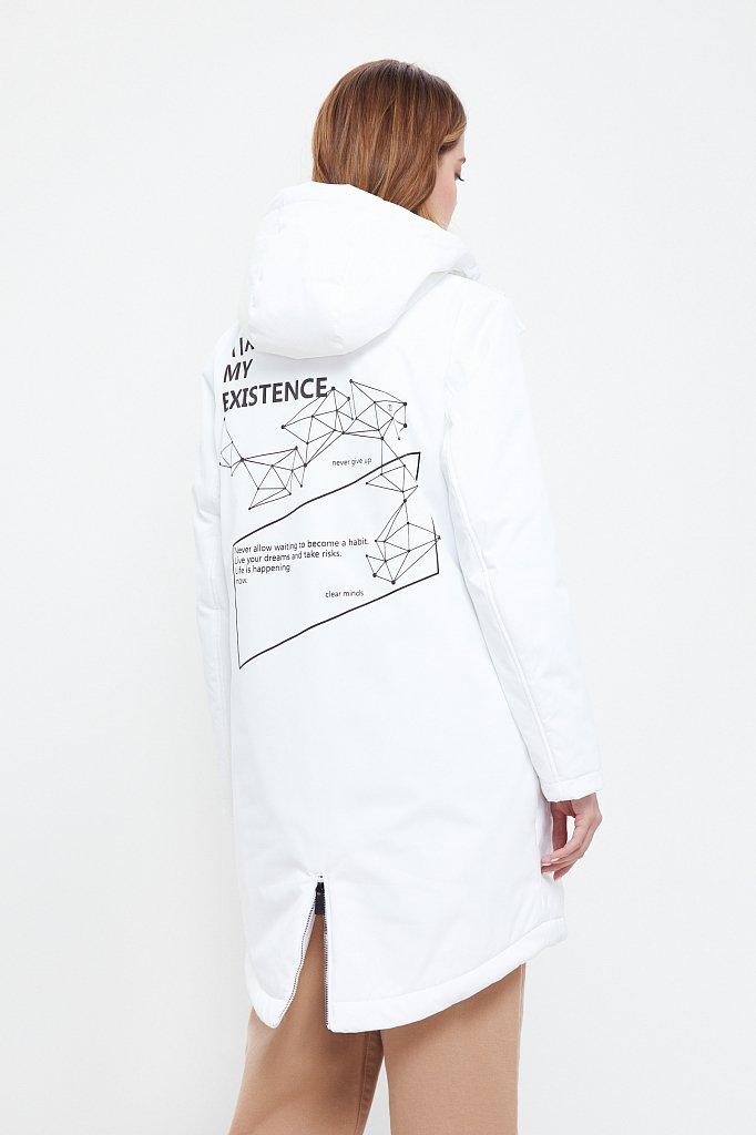 Пальто женское, Модель BA21-13005, Фото №4