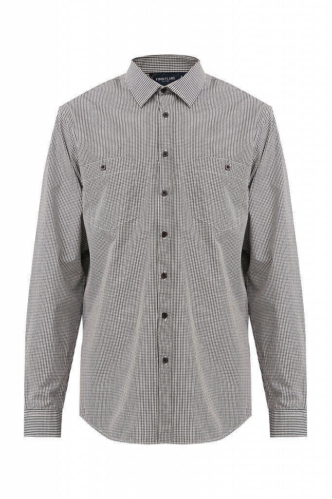 Рубашка мужская, Модель BA21-21028, Фото №7