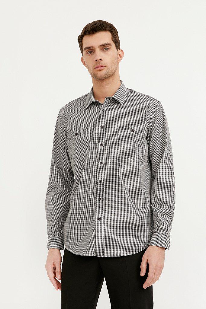 Рубашка мужская, Модель BA21-21028, Фото №2