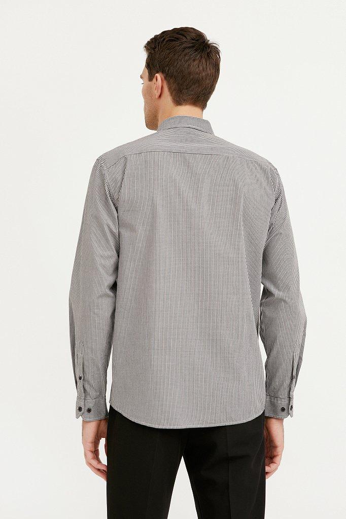 Рубашка мужская, Модель BA21-21028, Фото №4