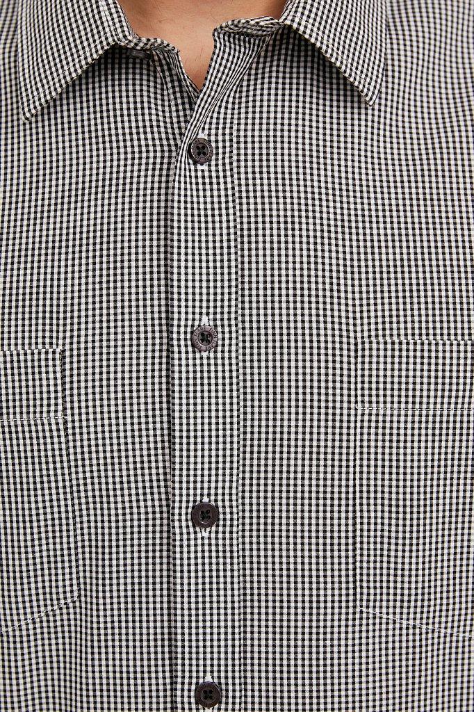 Рубашка мужская, Модель BA21-21028, Фото №5