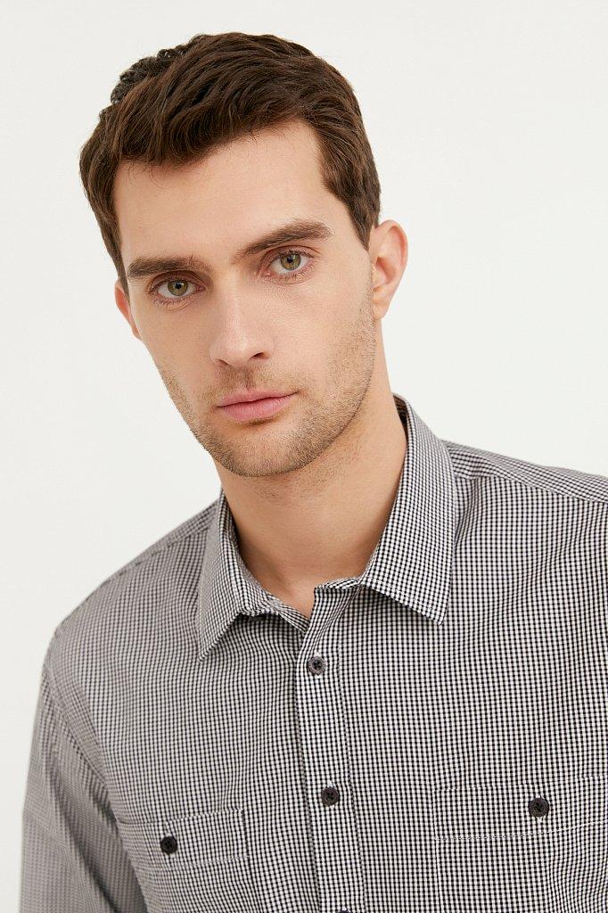 Рубашка мужская, Модель BA21-21028, Фото №6