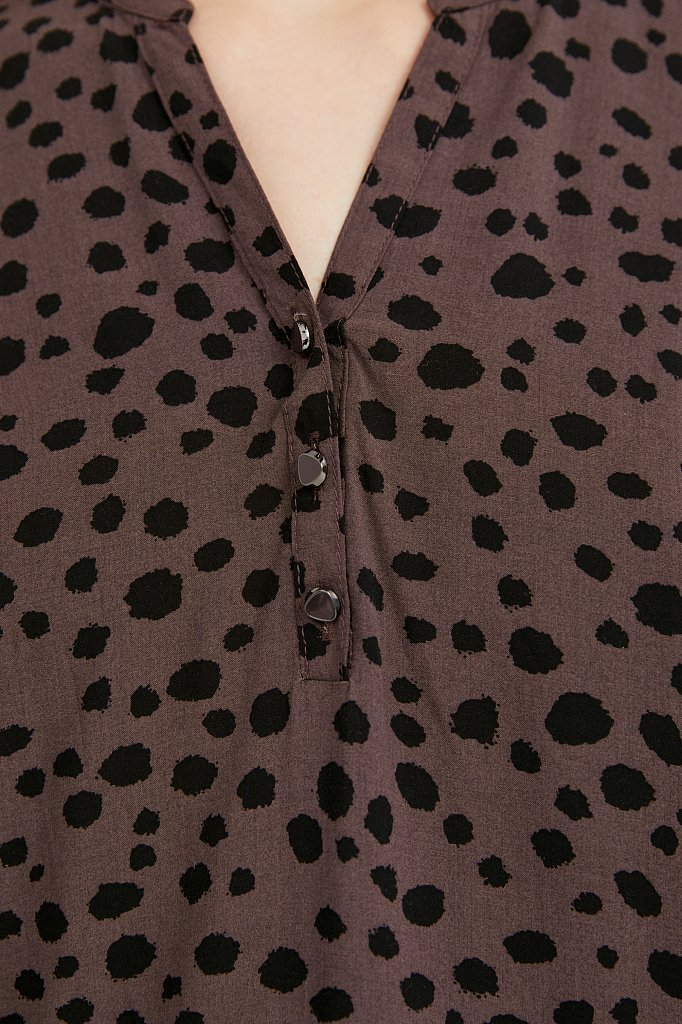 Блузка женская, Модель BA21-12070, Фото №5