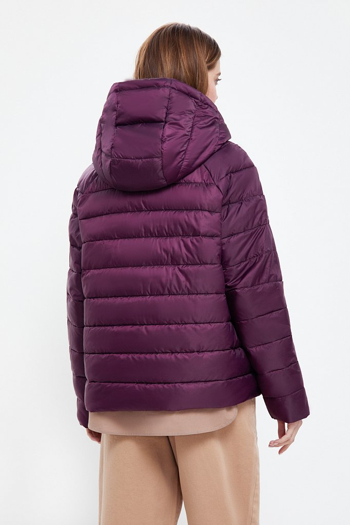 Куртка женская, Модель BA21-11071, Фото №4