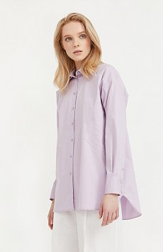 Блузка женская Finn-Flare BA21-11056, цвет