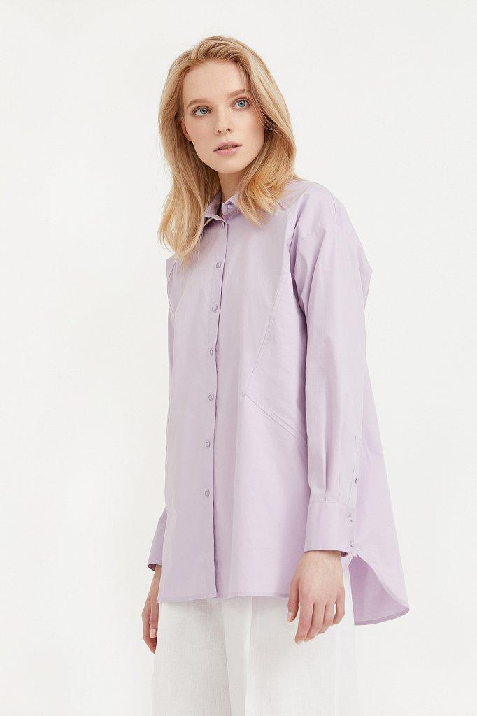 Блузка женская, Модель BA21-11056, Фото №1