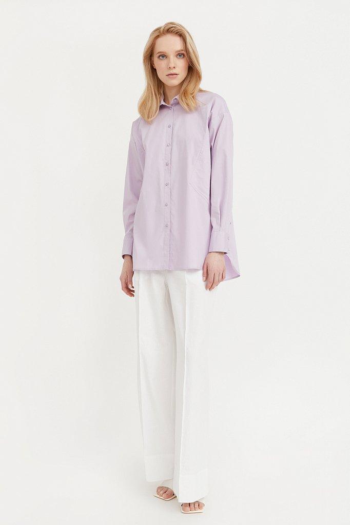 Блузка женская, Модель BA21-11056, Фото №3