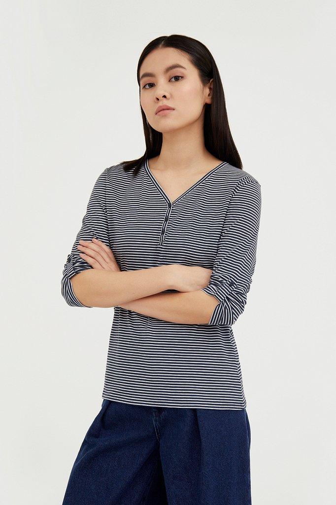 Футболка женская, Модель BAS-10002, Фото №2