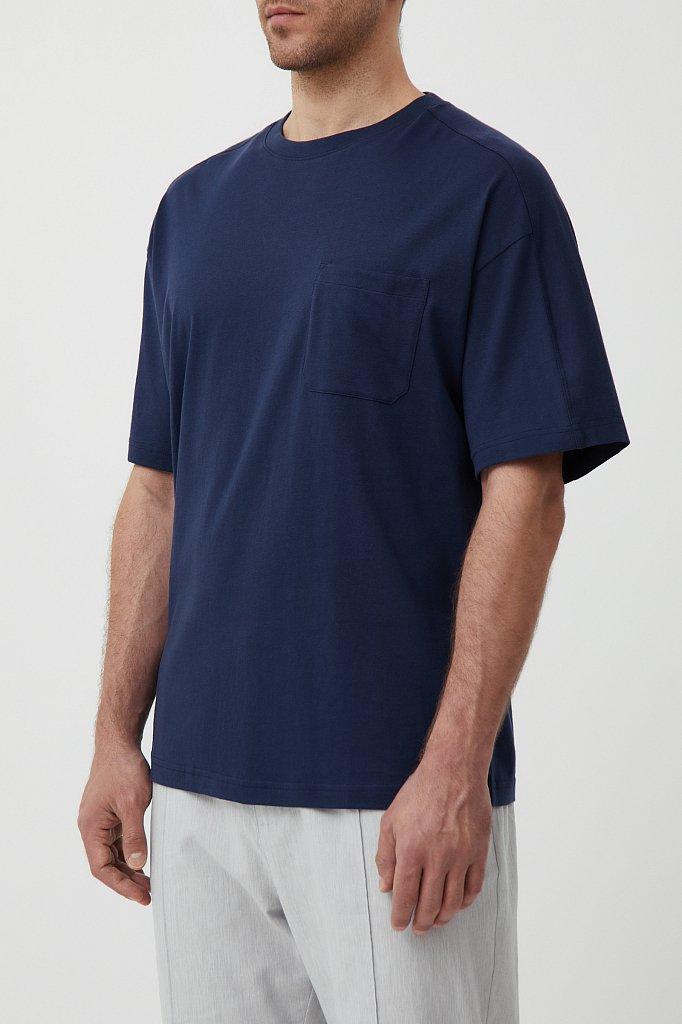 Футболка мужская, Модель BAS-20020, Фото №3