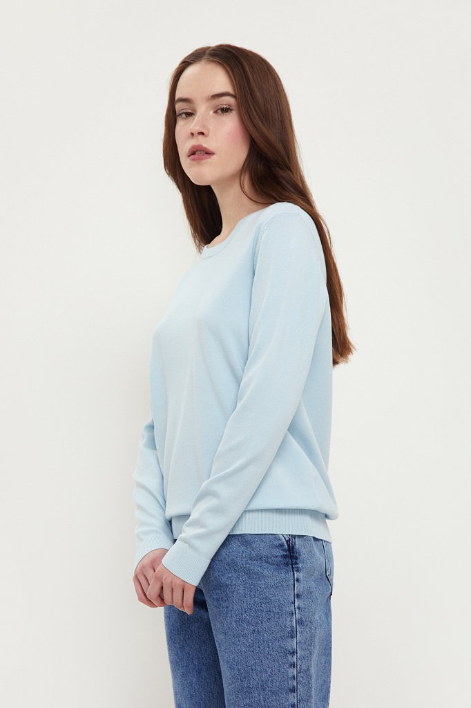 Джемпер женский, Модель BAS-10103, Фото №3