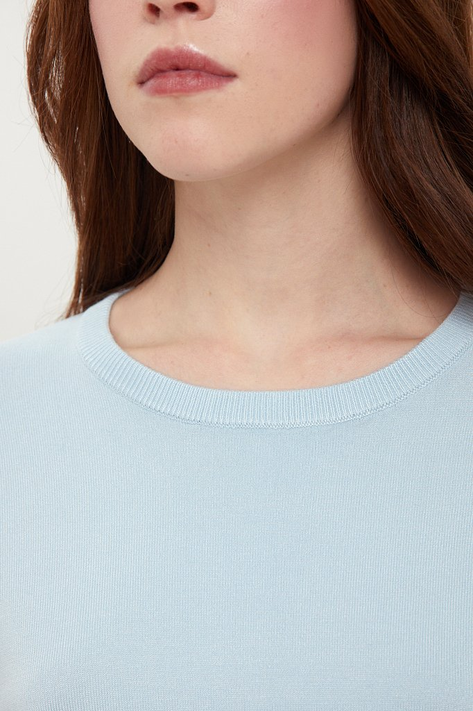Джемпер женский, Модель BAS-10103, Фото №4